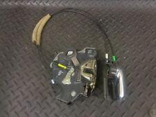 2003 Toyota Corolla 1.8 VVTL-i 3DR Cerradura Puerta Lado Del Conductor