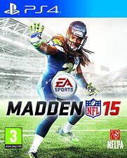 MADDEN NFL 15 2015  NUEVO PRECINTADO PS4