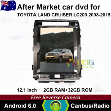 "12.1"" Android Car Multimedia Player GPS For 2008-2015 TOYOTA LAND CRUISER LC200"