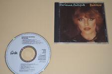 Marianne Faithfull - Faithless / Line Records 1988 / W. Germany / Rar