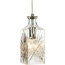 Firstlight Decanter 1 Light Mini Glass Pendant -3447ch