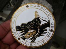 1st. PORSCHE CLUB in history - WESTFAELISCHER PORSCHE CLUB HOHENSYBURG Badge