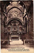 CPA Abbaye de st-michelangelo of frigolet-Chapelle de n. - D. de bon in (512379)