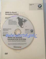 2004 - 2009 BMW 525i 530i 545i 530i 530xi 528i 535i 550i Navigation DVD West Map