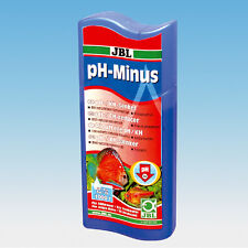 JBL pH Minus 250ml  (reduction reduce soft water discus aquarium angelfish tank)