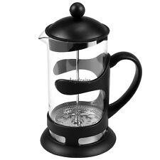 HOMDOX French Press Kaffeezubereiter Edelstahl Pressfilterkanne Kaffeebereiter