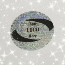 Personalized Custom Hologram Labels Stickers Warranty Tamper Proof