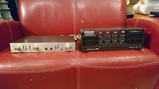 Luxman MQ-3600 Valve Power Amplifier & CL-32 Pre-Amp.