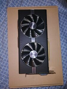 SAPPHIRE Nitro+ Radeon RX 580 8GB, Great Condition, Tested working