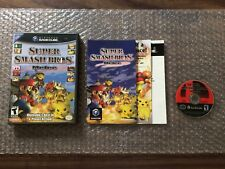 Super Smash Bros. Melee (Nintendo GameCube) Complete -- Tested