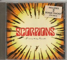 CD ALBUM 13 TITRES--SCORPIONS--FACE THE HEAT--1993