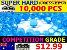 10,000 7-8mm Gel balls #COMP PLAYERS ONLY# AGE14+ WATER Gel ball gun ammo💥