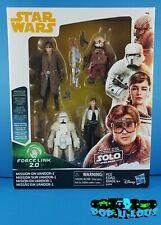 Star Wars Force Link Mission on Vandor-1 3.75-inch Figure 4-Pack