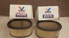 Lot of 2 Valvoline A-3426 AF970 Air Filters