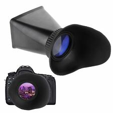 "3"" 2.8x LCD Visor Viewfinder view finder para Canon EOS 600D 60D 700D 70D"