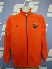FC Barcelona 2012/2013 Training jacket Size XL Nike Barca Mens tracksuit orange