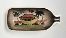 THE LITTLE SYDNEY POTTERY HAND PAINTED BIG BANANA AUSTRALIAN TOURISTWARE DISH
