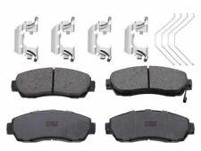 For 2012-2016 Honda CRV Brake Pad Set Front TRW 69718WG 2013 2014 2015 Ceramic