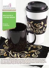 MUG RUGS & COFFEE WRAPS Anita Goodesign Embroidery Machine Design Cd