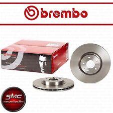 DISCHI FRENO BREMBO PEUGEOT 207 1.4 HDI 50 KW 2006 ANTERIORE