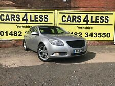 "2011 VAUXHALL INSIGNIA SRI 1.8 PETROL SAT NAV PARKING SENSOR 18"" ALLOYS BARGAIN"