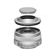 Pentax-01 Standard Prime PENTAX Q Mount Lens From Japan