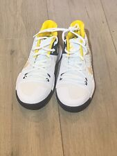 Nike Kyrie 3 N7 GS Basketball Shoes White Yellow 899356-117 Size 5Y Youth New
