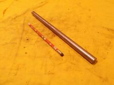 Non Magnetic Stainless Steel Rod Machine Shop Tool Die Round Stock 1932 X 12