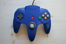 N64 - Original Nintendo Controller Blau (gebrauchter Zustand)