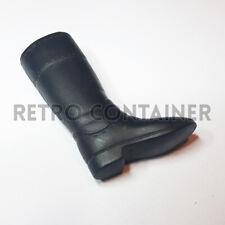 BIG JIM MATTEL - Vintage Parts & Accessories - Cowboy Black Boot Stivale