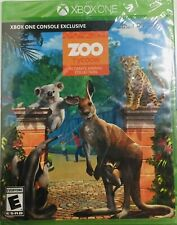 Zoo Tycoon: Ultimate Animal Collection - Xbox One - NEW - 2 DAY FAST SHIPPING