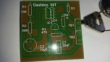 555 Timer Oscillator PCB Printed Circuit Board Professionally engineered in UK.