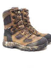 Red Wing Irish Setter Hunting Trail Boots Ultra Dry Waterproof Size 10.5 D