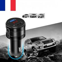 Transmetteur FM USB 2.0 Multi-fonctions MP3 Bluetooth Chargeur Allume Cigare