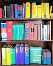 75x Wörterbücher  XXL Bücherpaket - Sammlung Französisch Langenscheidt PONS