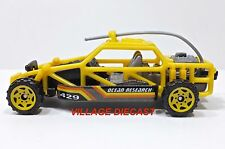 "2008 Matchbox ""Ocean Research"" Dune Buggy YELLOW/MINT"
