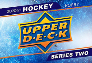 2020-21 UPPER DECK SERIES 2 Young Guns PICK FROM LIST Pre-Sale