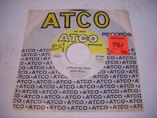 w SLEEVE Roxy Music Love is the Drug / Both Ends Burning 1975 45rpm