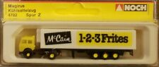 "NOCH 4782 Magirus Refrigerated Semi Truck ""McCain 1-2-3 Frite"" Z 1:220 Scale NIB"