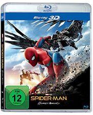 Spider-Man Homecoming 3D Blu-ray NEU OVP Spiderman