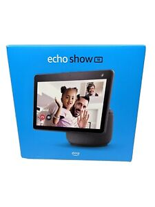 All-new Echo Show 10 3rd Gen | HD smart display with motion and Alexa | Charco