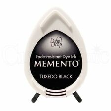 New - Memento Ink Pads - Dew Drops - Acid Free - Fade Resistant - Fast Drying