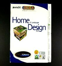 Punch Home and Landscape Design Suite Software with NexGen New Technology