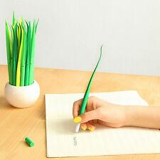 Novelty Grass Leaf Pen Grass Cool Pen Office School Student Supplies Gift
