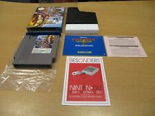 NES  Nintendo, CHIP´N DALE 2 , RESCUE RANGERS - OVP -TOP - RAR - PAL