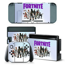Nintendo Switch Battle Game Sticker Game Skins Decals Wrap 7pcs-5203 Switch Only