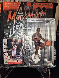 Michael Jordan Maximum Air Hoop Highlights Rookie of the Year