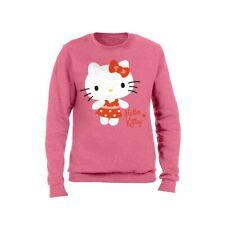 Hello Kitty - Polka Dots (NEW MENS CREW NECK SWEATSHIRT )