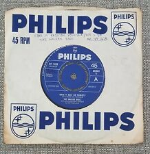 """WALKER BROTHERS-MAKE IT EASY ON YOURSELF-ORIGINAL 7"""" ISSUE ON PHILIPS-MONO-1965"""