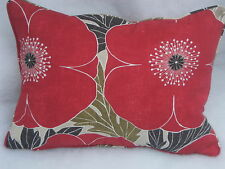 "POPPY BY HARLEQUIN OBLONG CUSHION 20"" X 14 ""(51 CM X 36 CM)"
